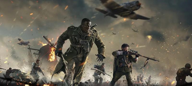 Activision добавила свое лого в новом трейлере Call of Duty: Vanguard