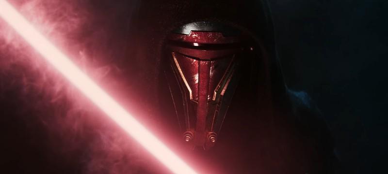 Анонсирован ремейк Star Wars: Knights of The Old Republic