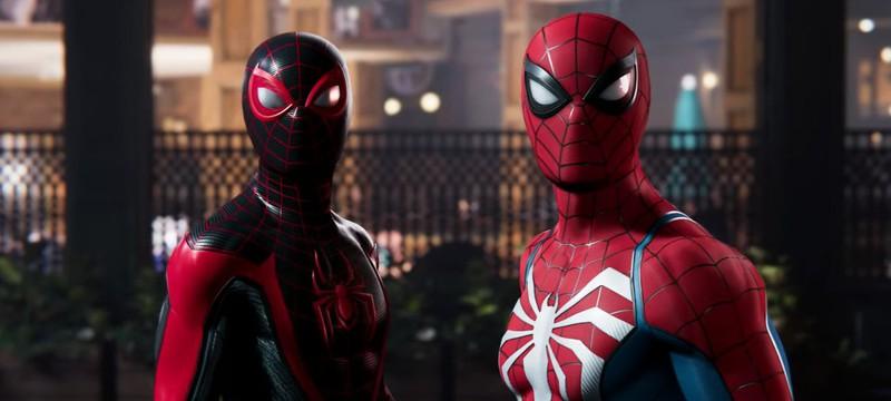 Sony анонсировала Spider-Man 2 от Insomniac Games — представили Венома