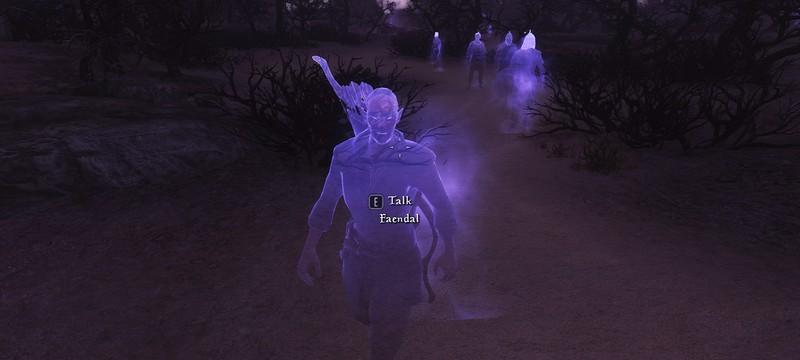 Этот мод для Skyrim отправит погибших персонажей в Совнгард и Каирн Душ
