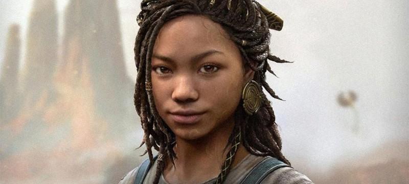 Кто такая Ангрбода из God of War Ragnarok и почему ее темнокожий образ не соответствует мифологии