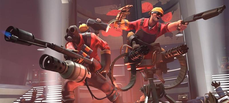 Два крупных мода Team Fortress 2 временно скрыты из-за договора с Valve
