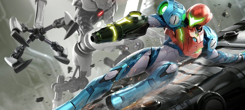 Обзорный трейлер Switch-эксклюзива Metroid Dread