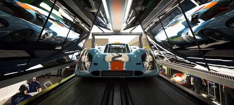Одиночная кампания Gran Turismo 7 потребует интернет-подключения