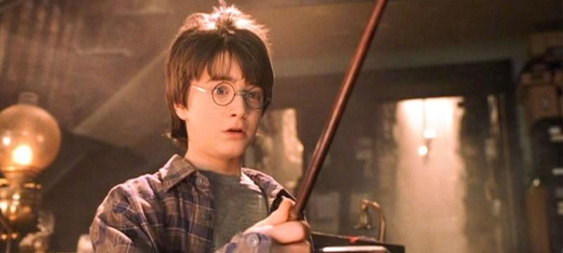 """Дэниэл Рэдклифф отрицает, что сломал сотню палочек на съемках """"Гарри Поттера"""""""