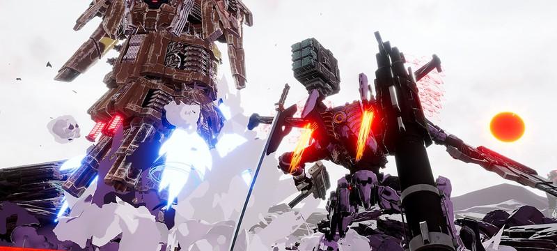 Сиквел Daemon X Machina запущен в производство