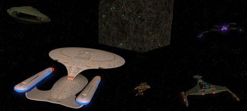 Этот масштабный мод превращает Sins of a Solar Empire: Rebellion в игру по вселенной Star Trek