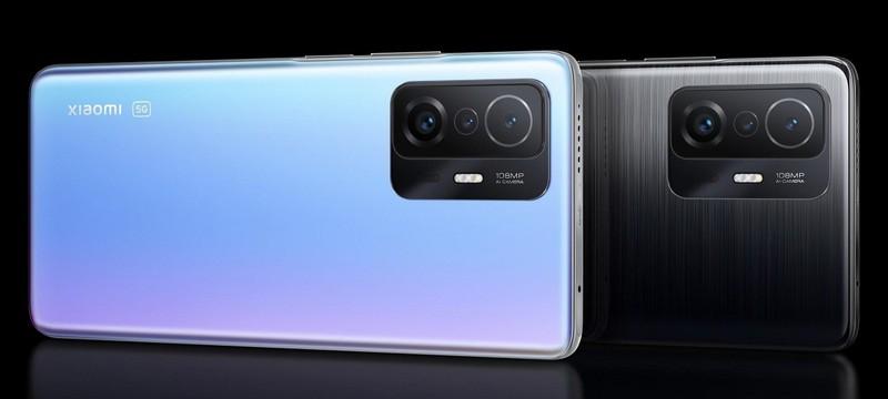Xiaomi представила флагманы 11T, 11T Pro и среднебюджетный 11 Lite 5G NE