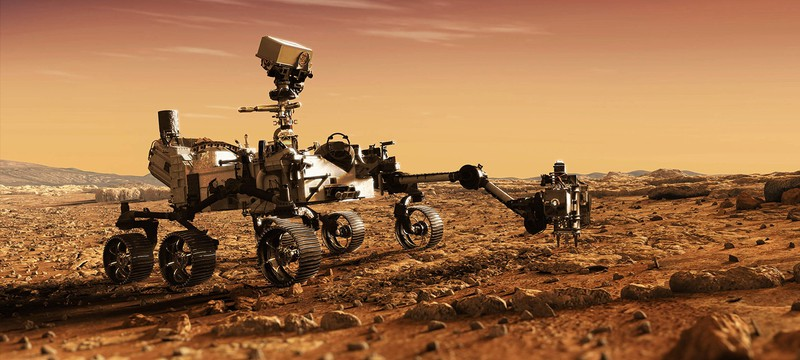 Учёные предложили строить марсианские базы из крови космонавтов и местного грунта