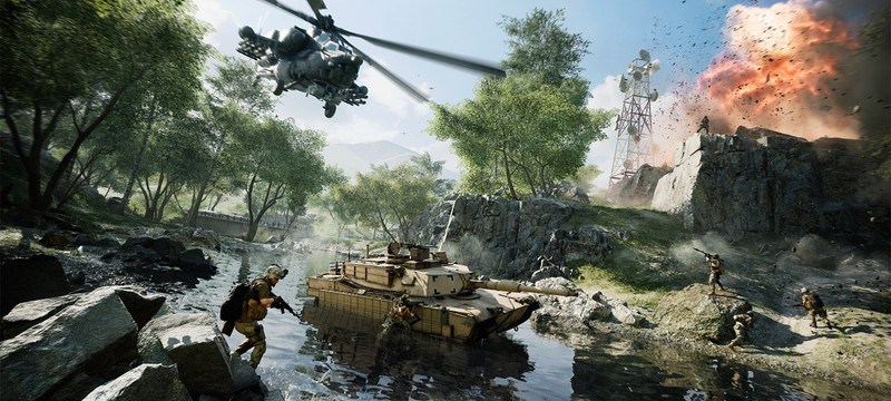 Battlefield 2042 перенесена на 19 ноября