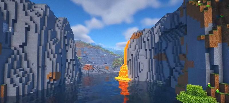 Для Minecraft 1.18 вышла первая полноценная бета-версия