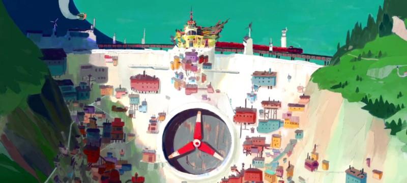 Релизный трейлер красочной пиксельной RPG Eastward