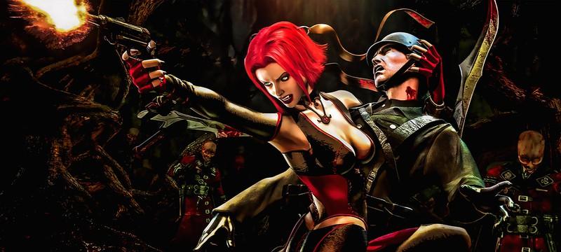 Обновлённые версии BloodRayne и BloodRayne 2 выйдут на консолях