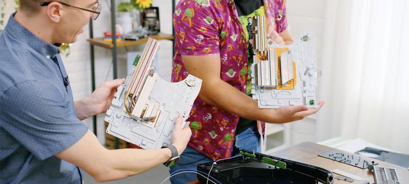 """Новые отчеты указывают, что между сборками PS5 нет """"практической разницы"""""""