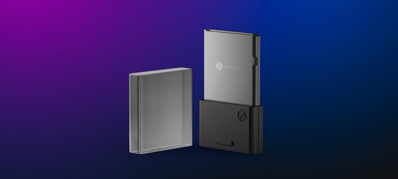 Похоже, Microsoft готовит карточку расширения для Xbox Series на 500 ГБ