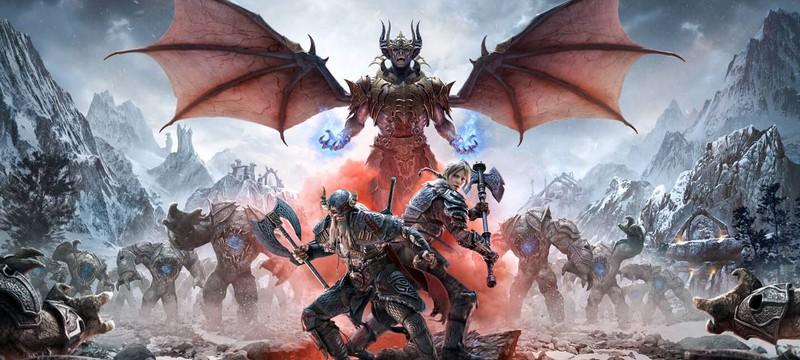 The Elder Scrolls Online станет первой игрой с поддержкой Nvidia DLAA