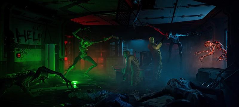 Мультиплеерный хоррор в глубоком космосе в первом трейлере Level Zero