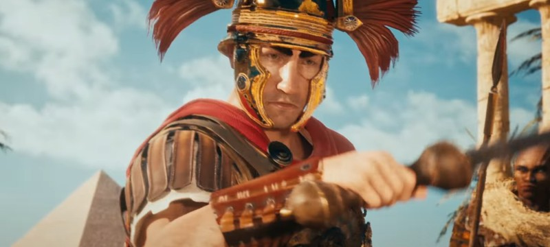Древний Рим, тактические схватки и разговоры в трейлере RPG Expeditions: Rome
