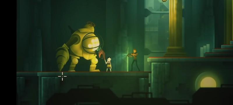 Энтузиаст сделал 2D-версию Bioshock в стиле SNES