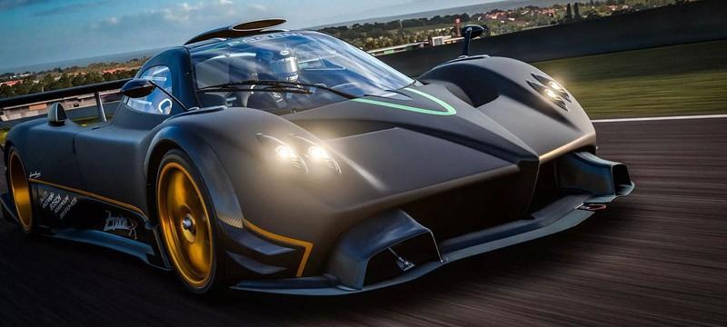Gran Turismo 7 поддерживает рейтрейсинг только в повторах и в гараже