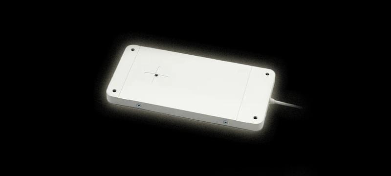 IKEA представила панель для зарядки, которая скрывается под столом