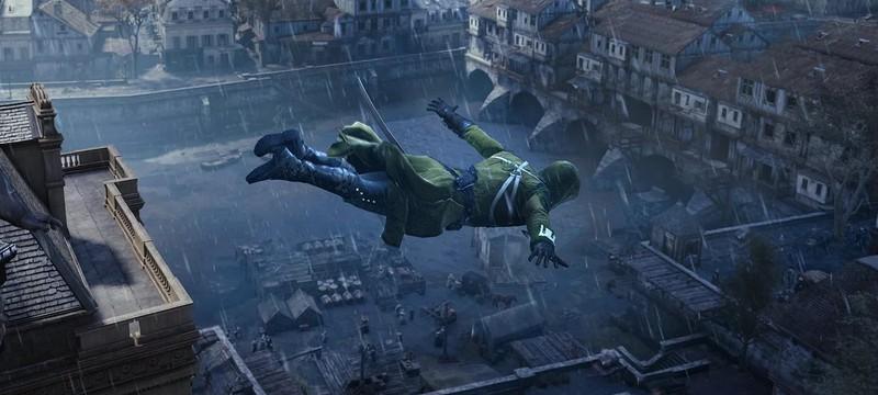 Посмотрите на Assassin's Creed Unity в 8K-разрешении и с трассировкой лучей
