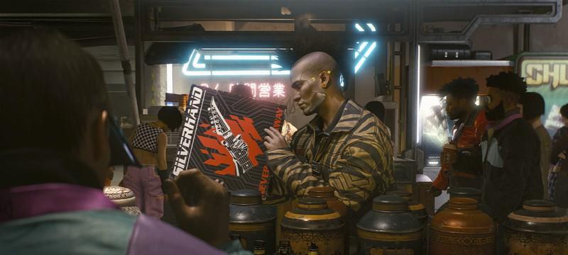 Свежий мод для Cyberpunk 2077 превратил протагониста в Человека-паука