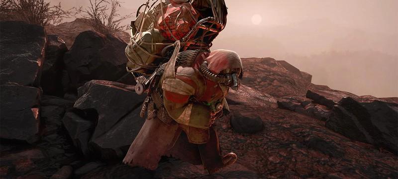 Игроки Fallout 76 опасаются, что занимаются геноцидом кротов-шахтеров