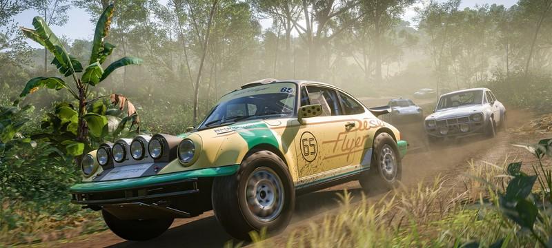Возвращение королевской битвы и мини-игры — геймплей мультиплеера Forza Horizon 5