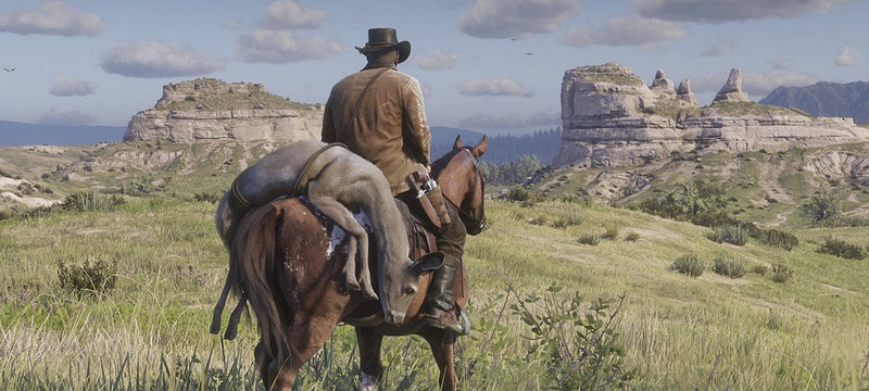 Пара энтузиастов за неделю разработала клон Red Dead Redemption 2