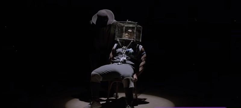 Первый трейлер интерактивного хоррора со звездами WWE