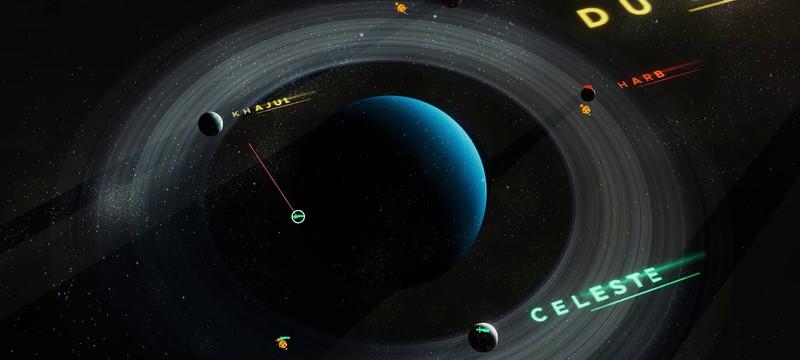 Новые геймплейные клипы космических стратегий Terra Invicta и Falling Frontier