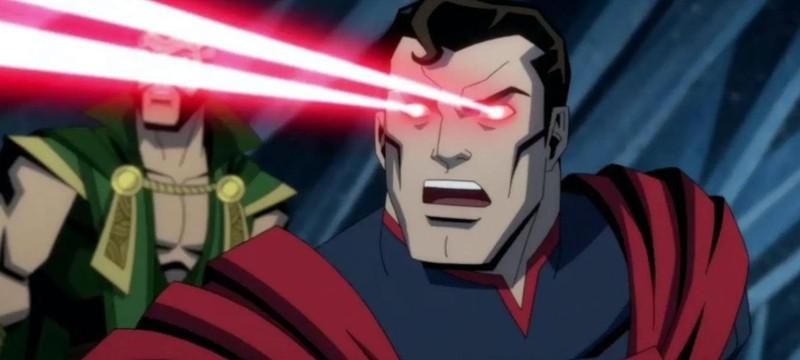Супермен убивает Джокера в трейлере мультфильма Injustice