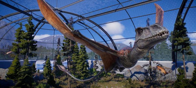 Подробности двух основных режимов игры в геймплее Jurassic World Evolution 2