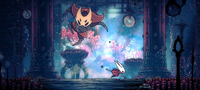 Слух: Hollow Knight: Silksong выйдет в феврале 2022 года