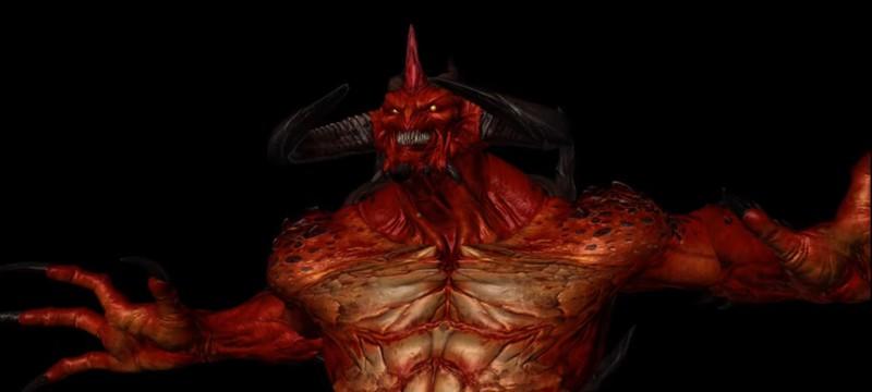 Боссы, Дьябло и мерзкие боевые коровы в ролике с монстрами Diablo 2: Resurrected