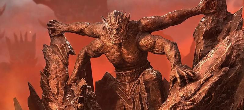 Сравнение The Elder Scrolls Online в режиме DLAA против DLSS и TAA