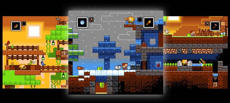 Разработчики Minecraft работают над двумя новыми проектами — возможно, аналогом Terraria