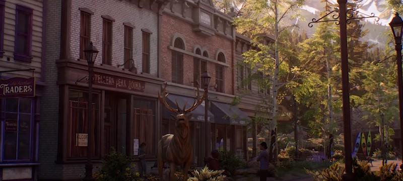 Хейвен-Спрингс из Life is Strange: True Colors был вдохновлён реальным небольшим городком