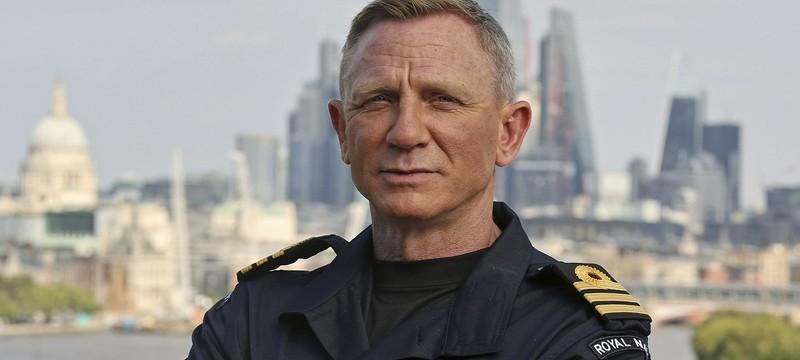 Дэниел Крейг стал почетным коммандером британского флота — такое же звание есть и у Бонда
