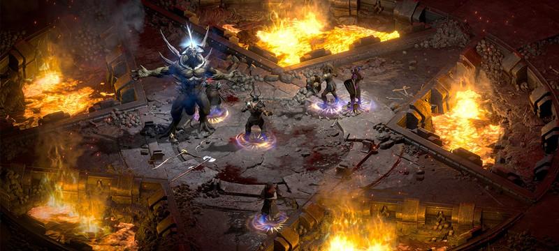Diablo 2 Resurrected получила мини-патч