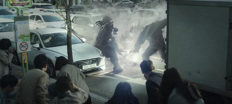 Трейлер и дата релиза нового корейского сериала Hellbound