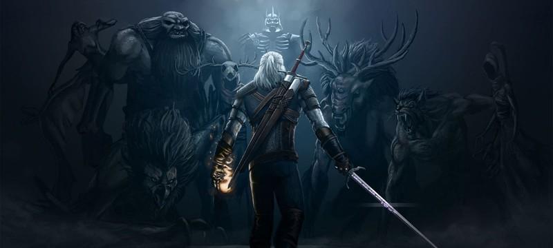 Теперь в Skyrim можно выбрать расу Ведьмаков