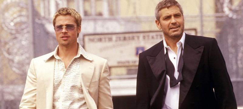 СМИ: Джордж Клуни и Брэд Питт сыграют в новом фильме Джона Уоттса