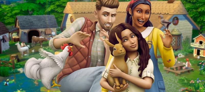 60% игроков в The Sims 4 — это девушки в возрасте от 18 до 24 лет