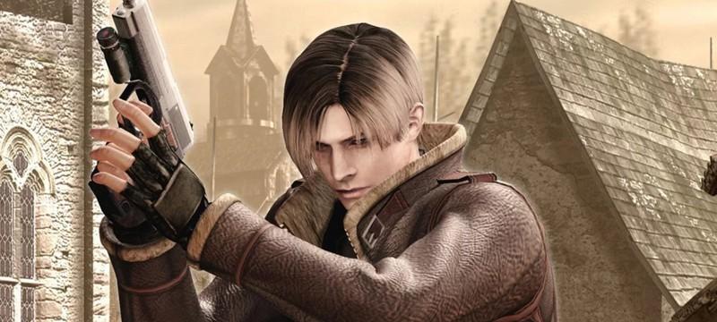 Resident Evil 4 VR выйдет в конце октября