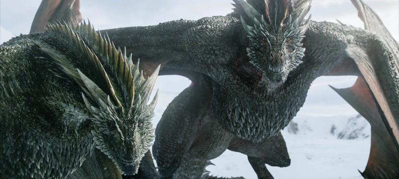 """В приквеле """"Игры престолов"""" покажут около 17 драконов"""