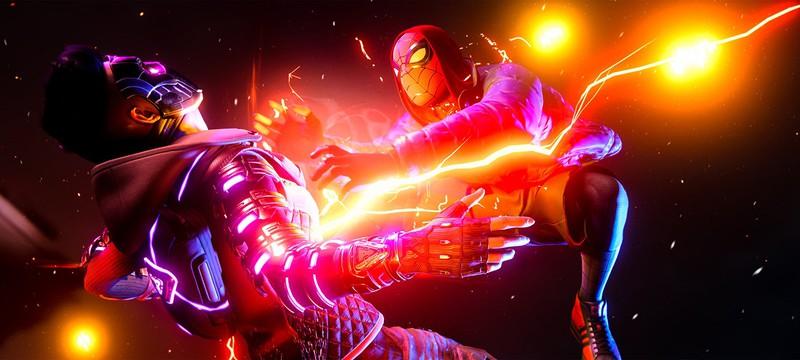 Слух: Insomniac Games работает над мультиплеерным тайтлом по лицензии Marvel для PS5