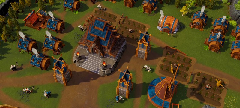 Онлайн-стратегия DwarfHeim покинула ранний доступ Steam
