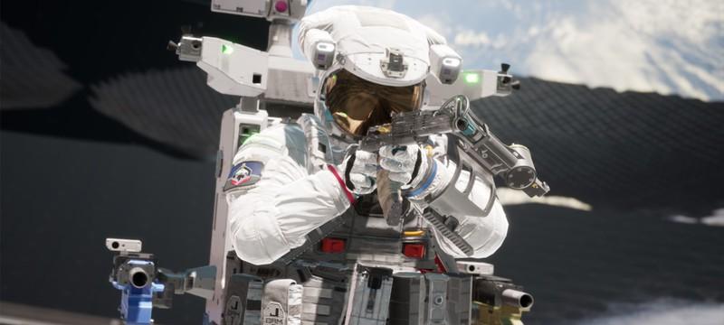 Быстрые перестрелки в космосе в новом трейлере мультиплеерного шутера Boundary